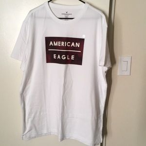 American Eagle Outfitters T-Shirt. Flex fit. NWOT.